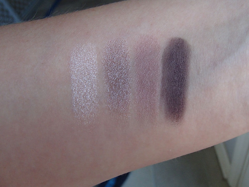 Tom Ford Orchid Haze Swatches