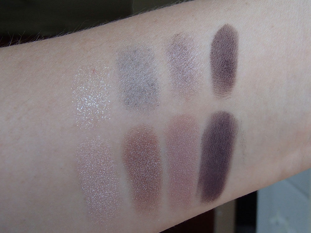 Tom Ford Orchid Haze Vs Silvered Topaz Swatches