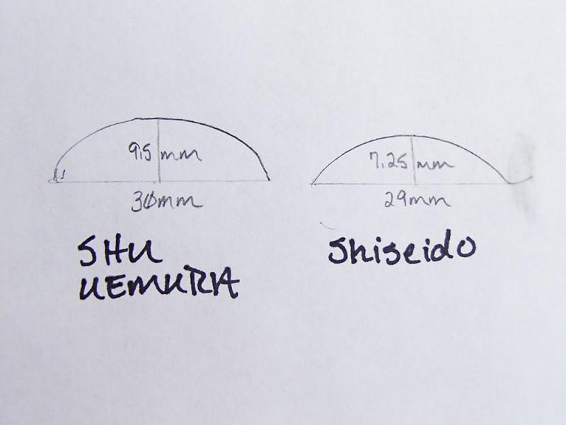 Review & Comparison: Shu Uemura vs Shiseido Eyelash Curlers | a ...
