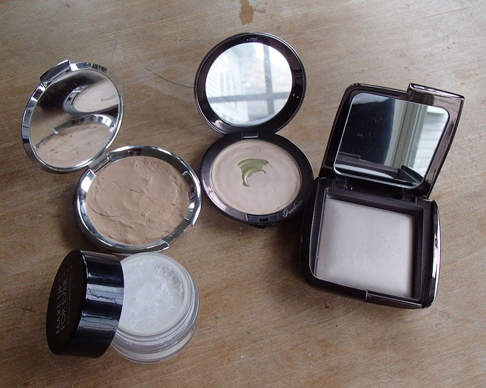 Makeup Basics: Powder