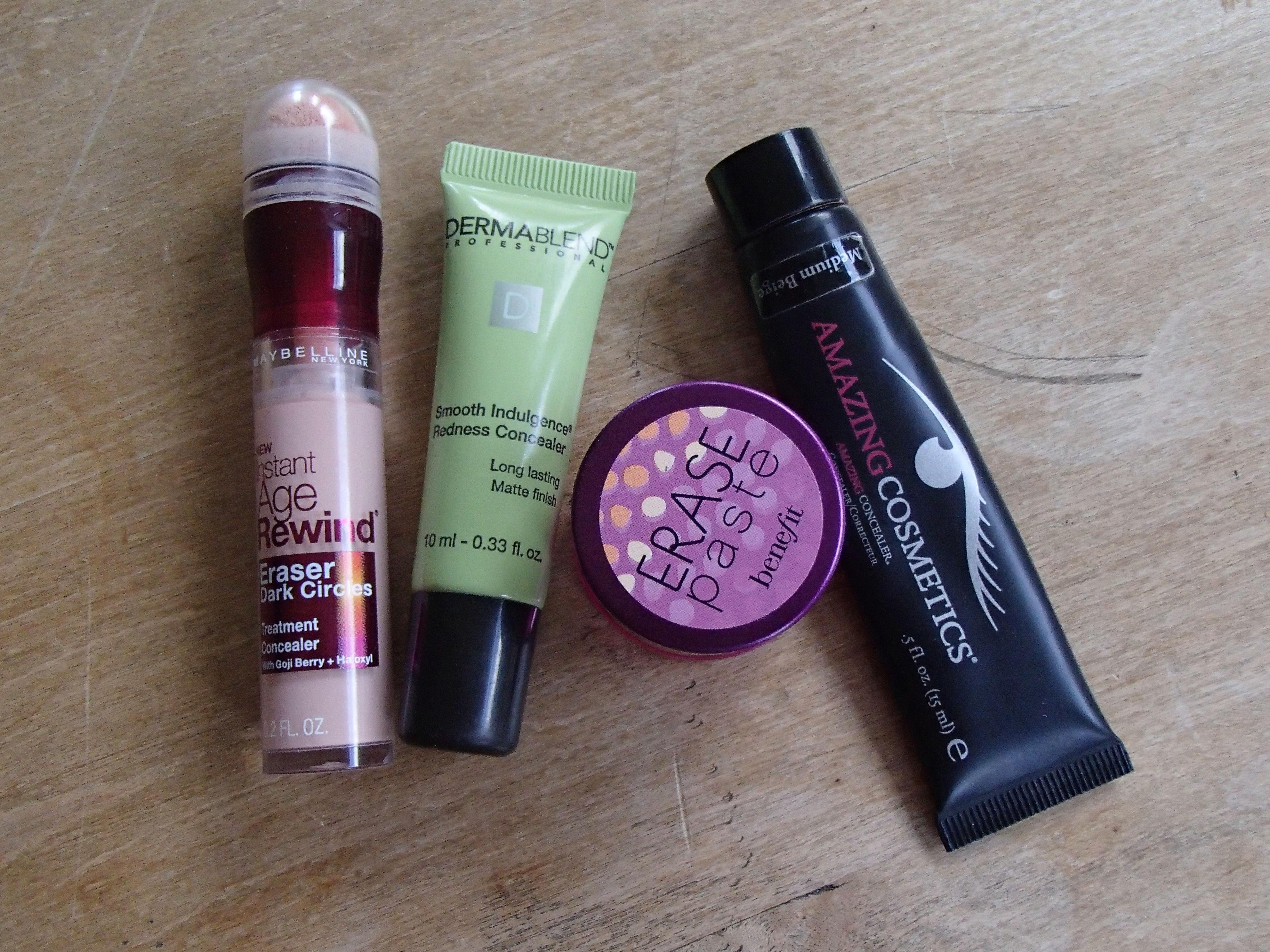 How to Makeup: Concealer
