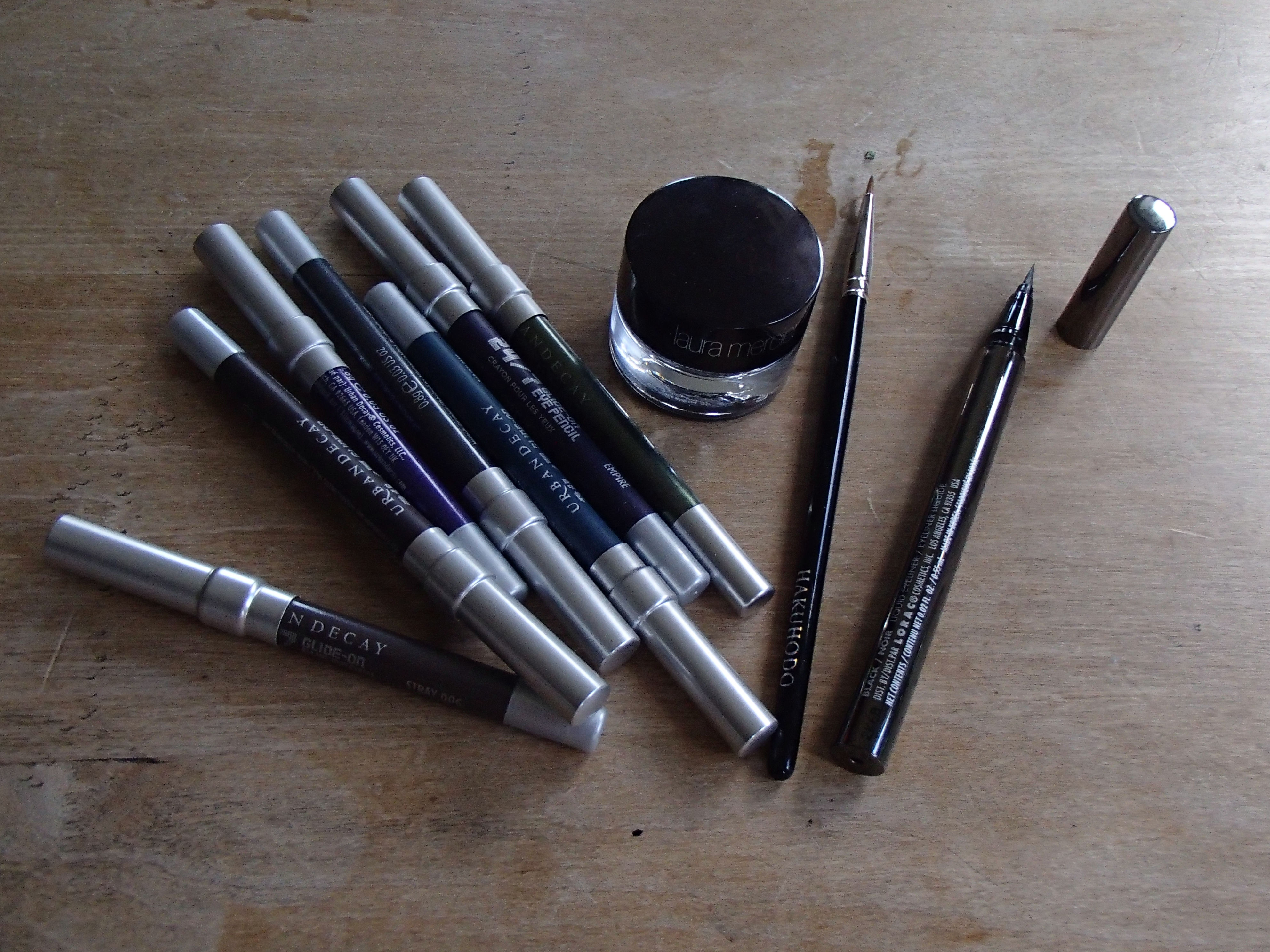 How to Makeup: Eyeliner