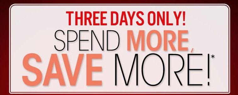 Sale Alert: Blush.com Spend More-Save More