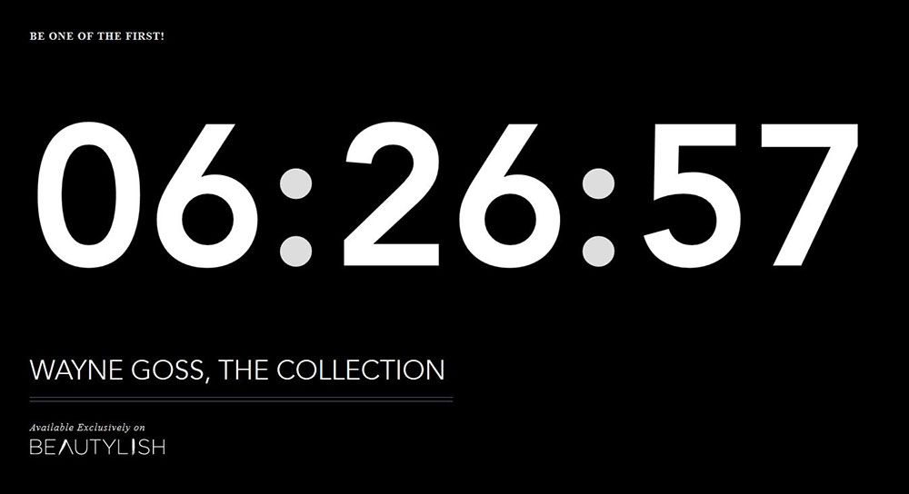 Today's the day: Wayne Goss, the Collection
