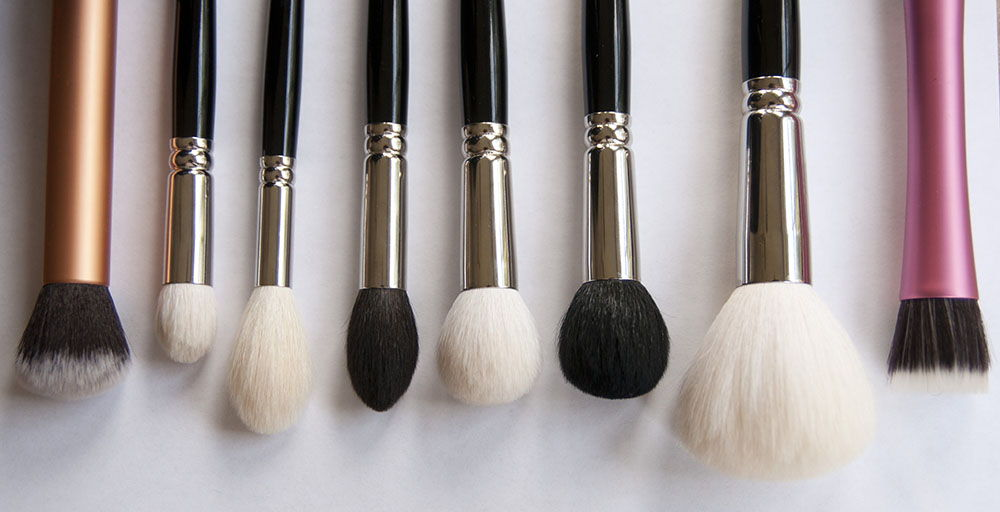 All About Brushes: How to Choose a Brush