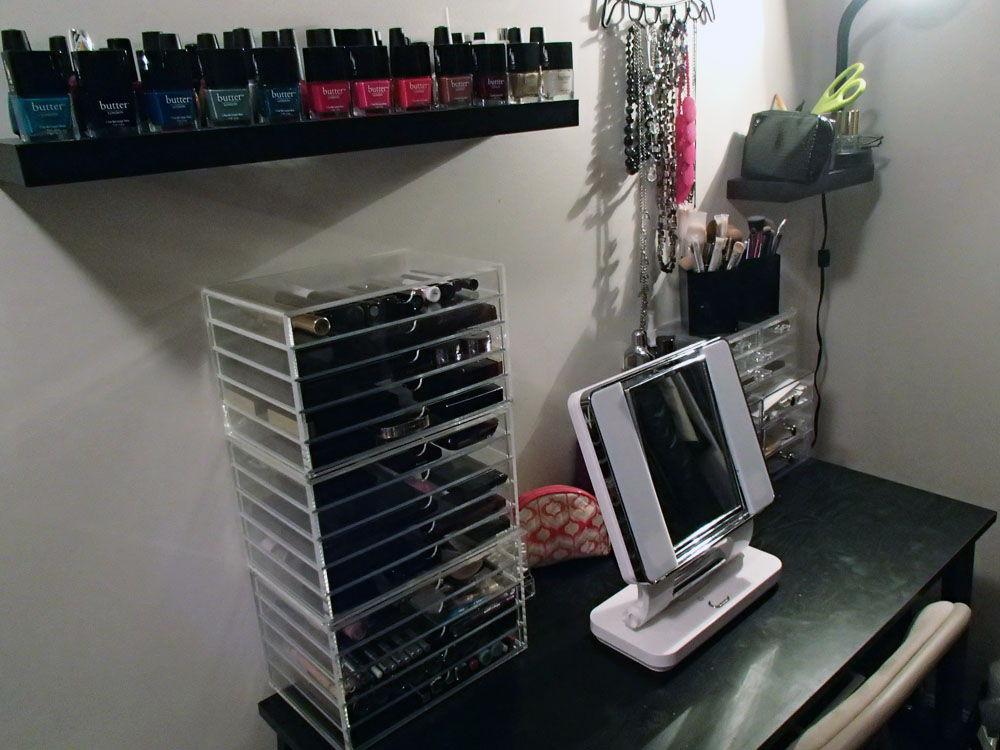 Acrylic drawers – Muji vs Amazon