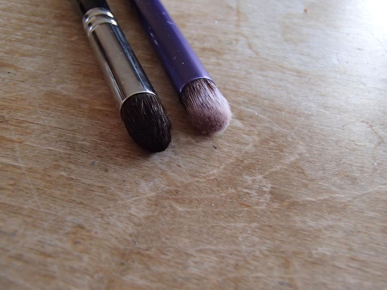 Eye Brushes: Domed