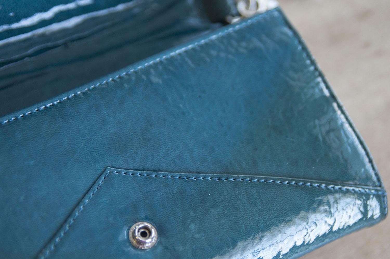 Rebecca Minkoff Wallet on a Chain