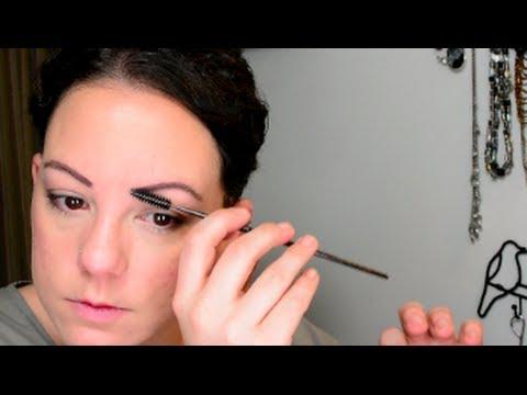 How I fake-a-brow