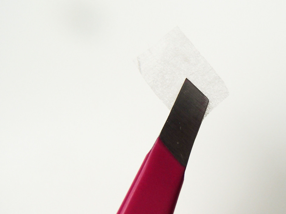 Tutorial - Bandage a cracked nail