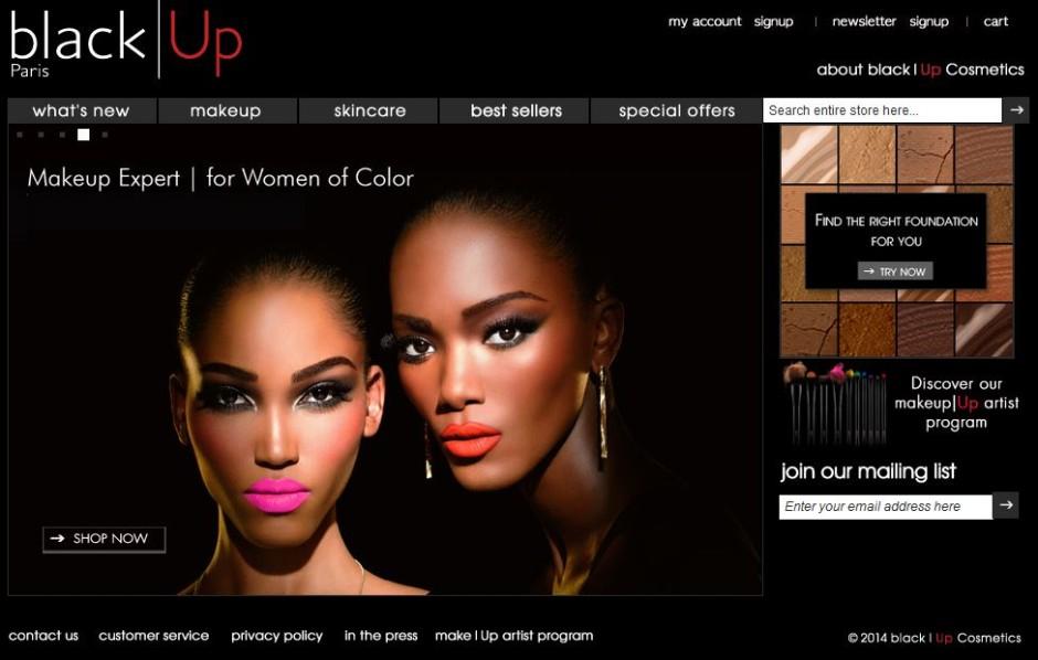 black|Up Cosmetics Sephora