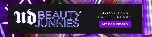 Urban Decay Beauty Junkies Rewards Referral