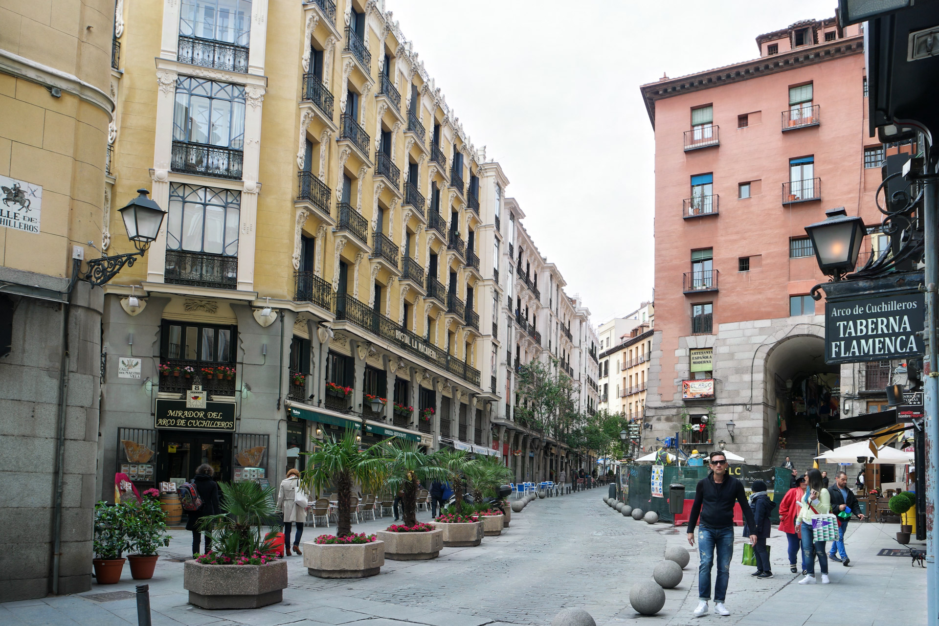 spain travel report