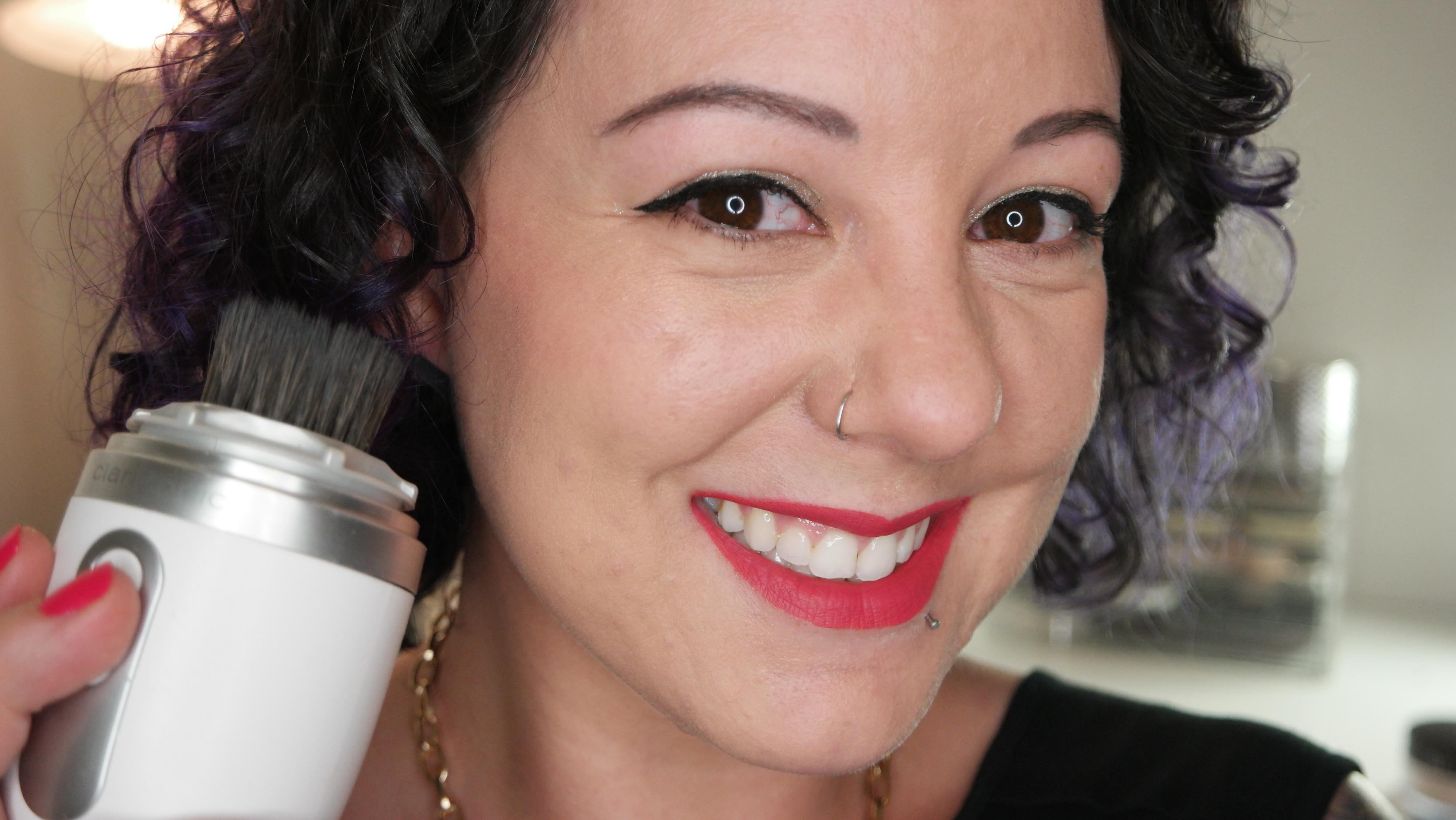 Clarisonic Foundation Brush: A Demo & Review