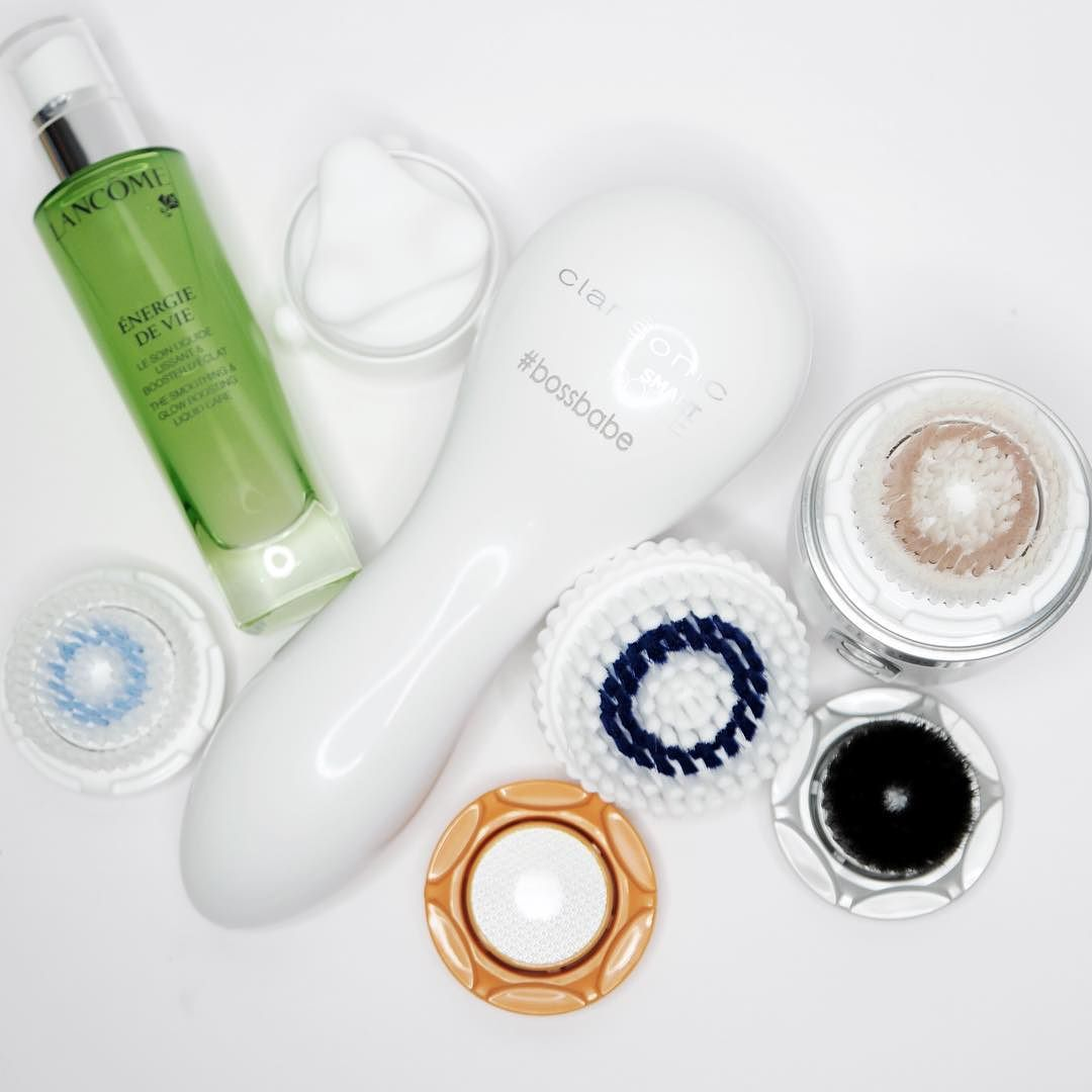 Testing Clarisonic SmartProfile Uplift with HiMirror Plus