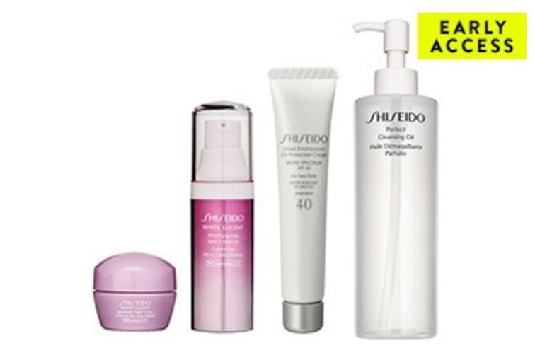 Nordstrom Anniversary Sale Shiseido GWP