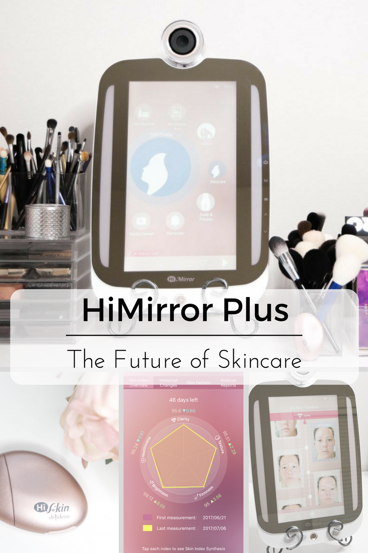 HiMirror Plus is the future of skincare tech