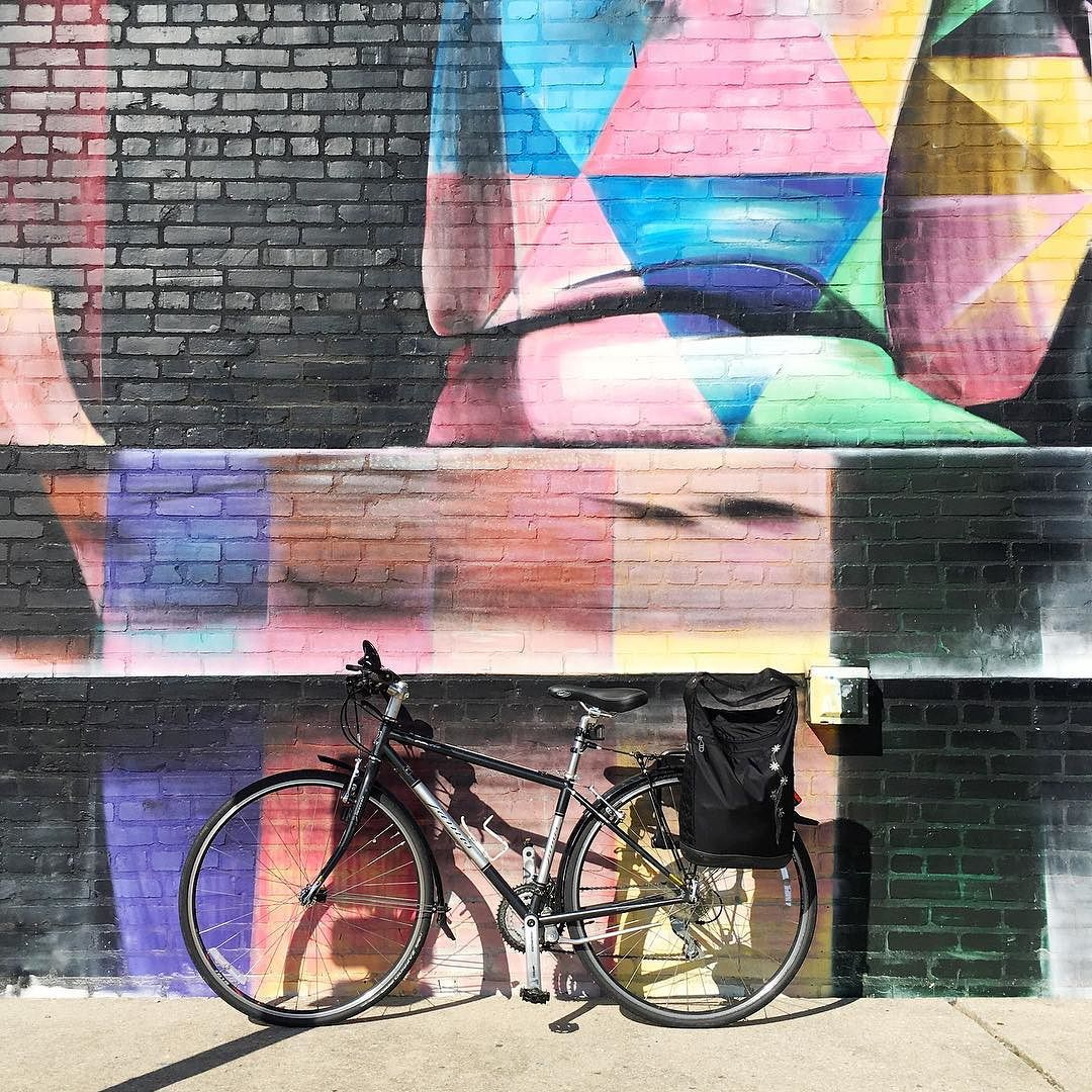 You don't have to be a cyclist to love biking