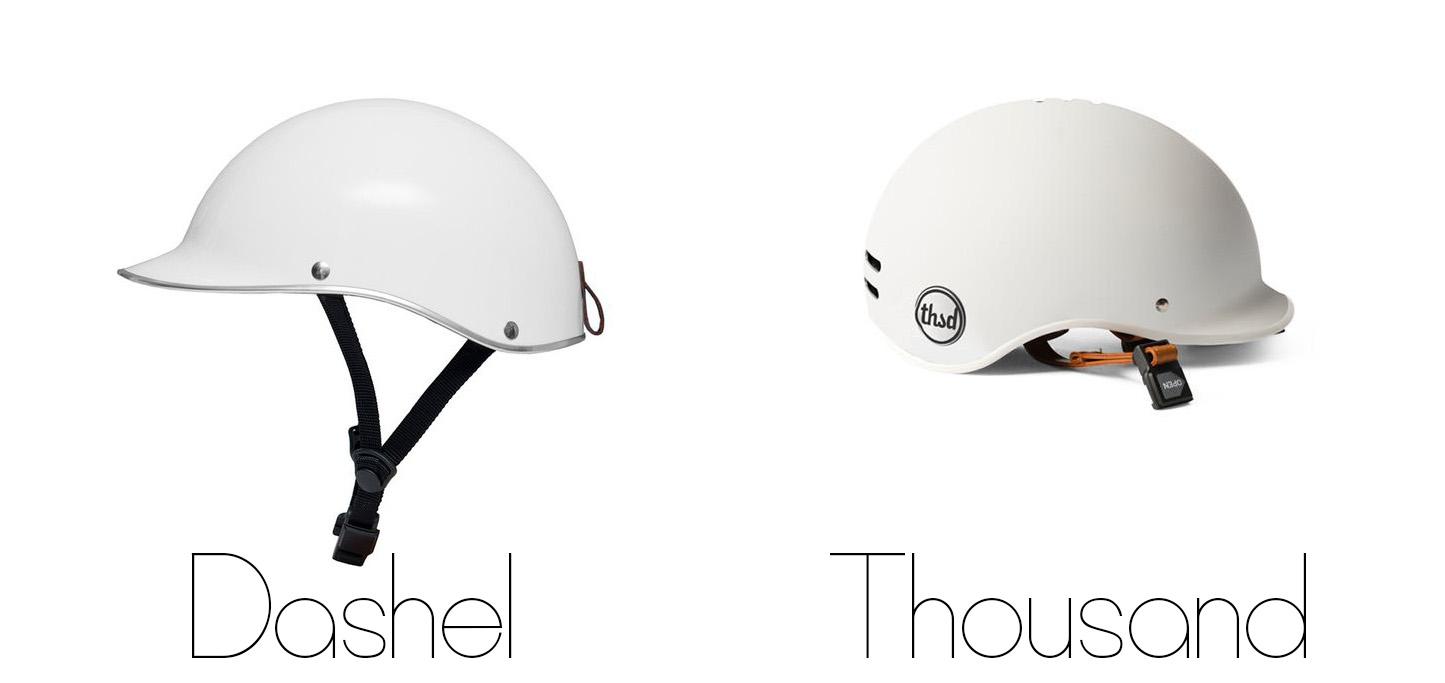Chic Bike Accessories - Dashel & Thousand Helmets