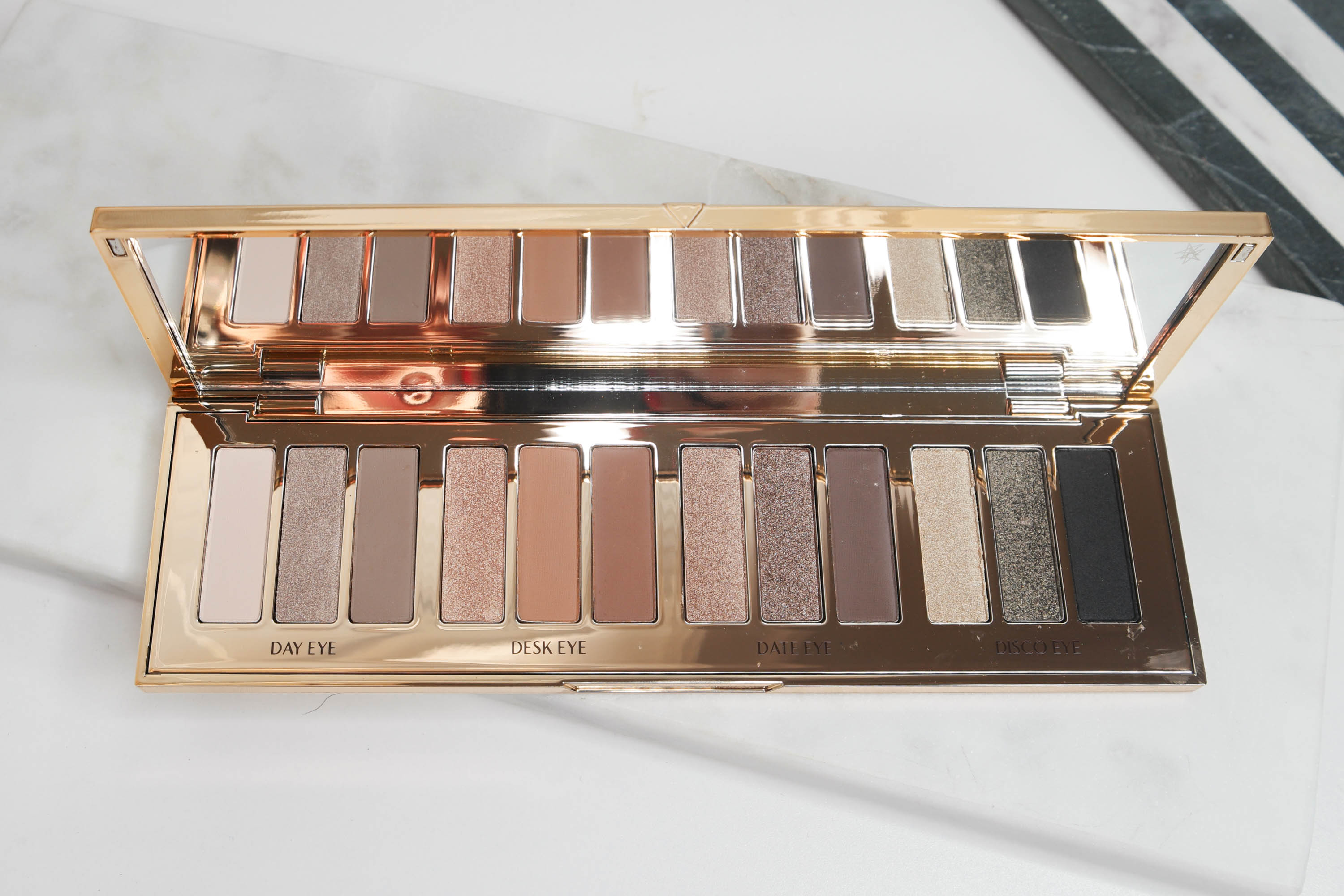 This Neutral Eye Palette is Everything – Charlotte Tilbury Instant Eye Palette
