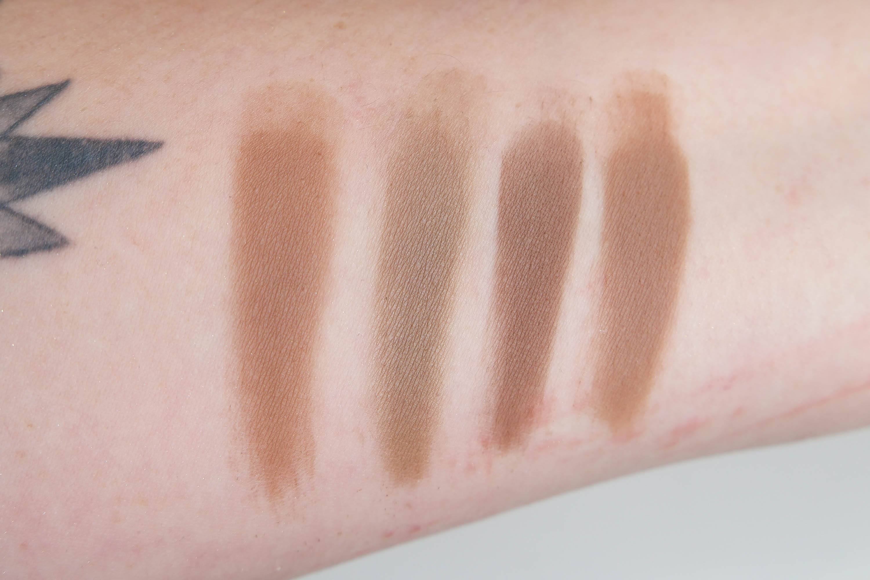 Charlotte Tilbury Instant Eye Palette Review Swatches
