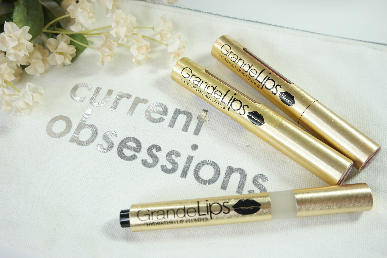 GrandeLips HydraPlump Semi-Matte Liquid Lipstick