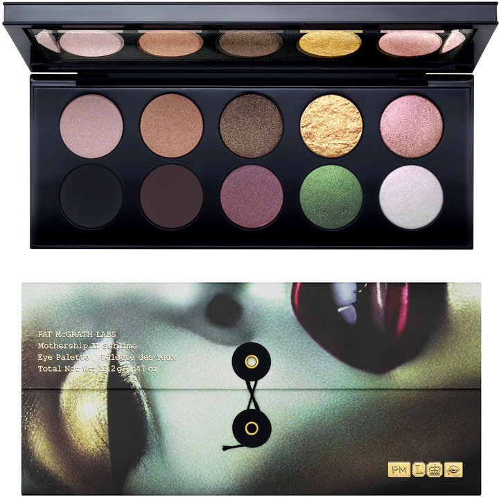 Sephora Sale Wishlist - Pat McGrath Labs Mothership Eyeshadow Palette