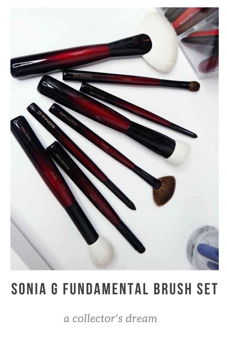 Sonia G Brush Review