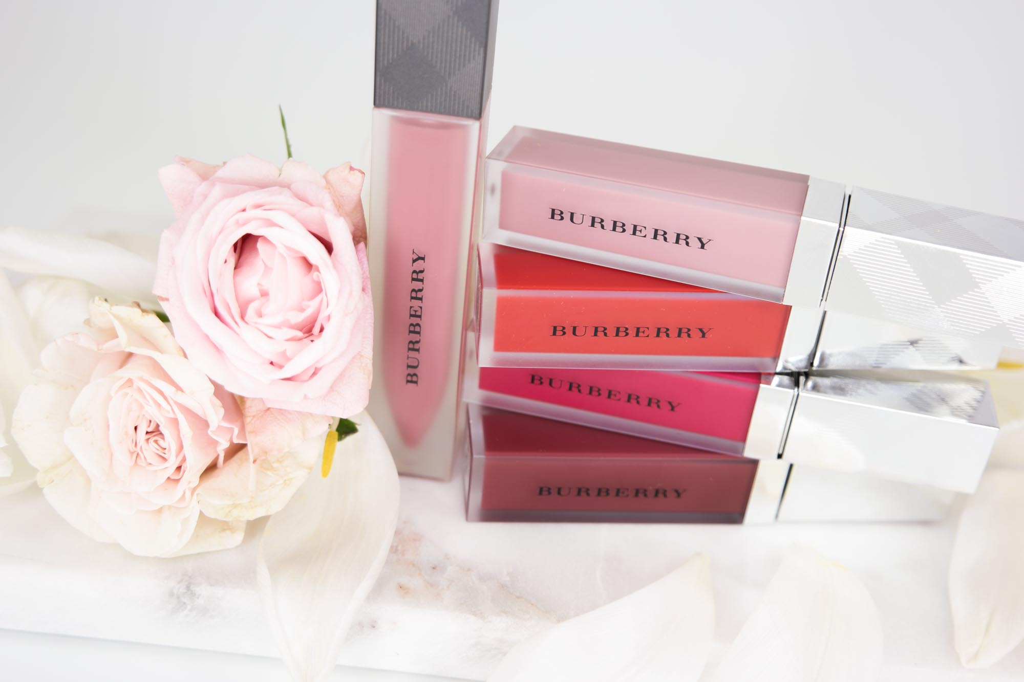 Burberry Liquid Lip Velvets Swatches & Review