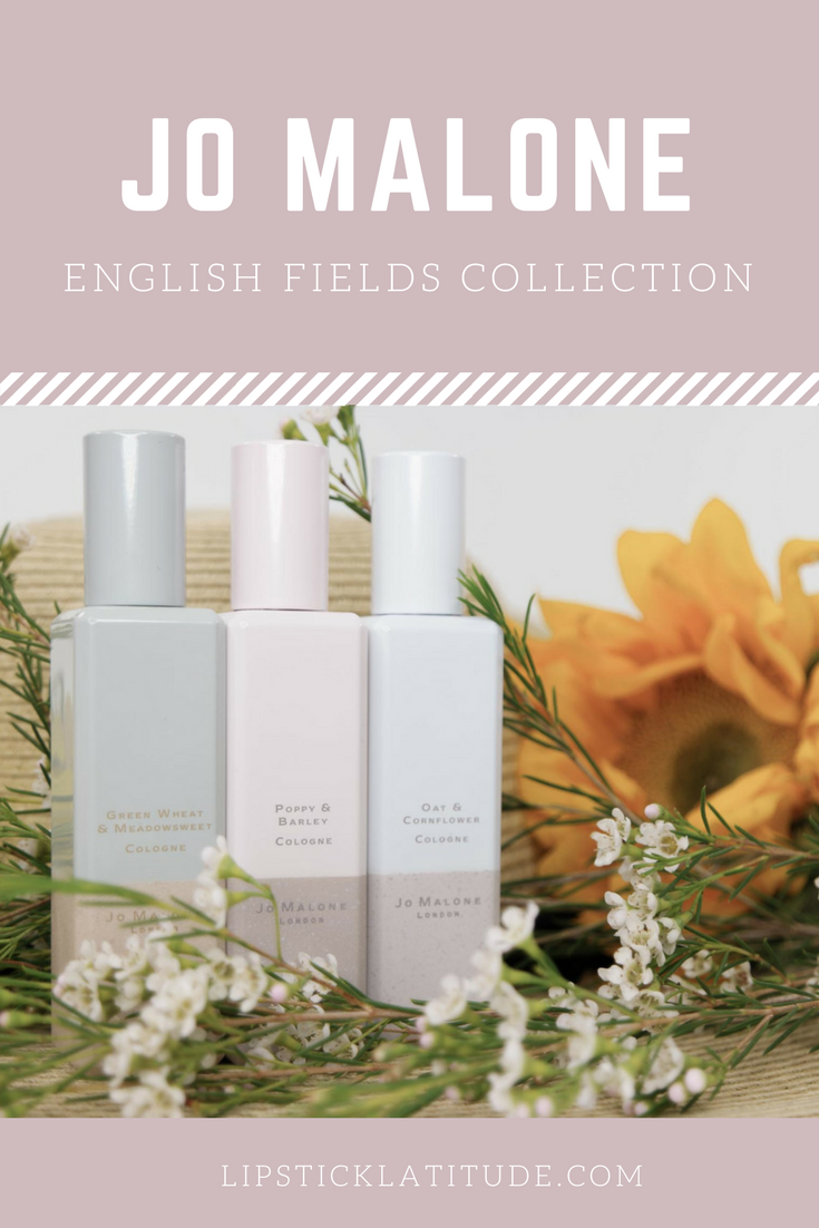 Jo Malone English Fields Review