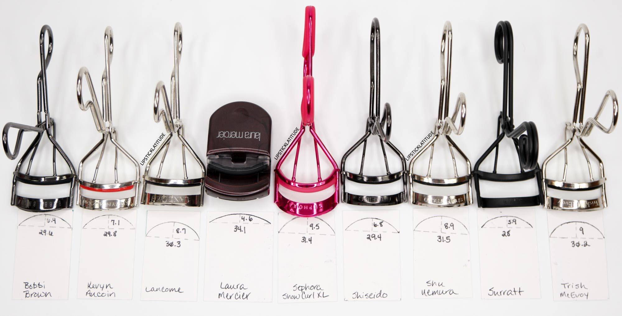 The Best Lash Curler For Your Eye Shape 2018 Edition Lipstick