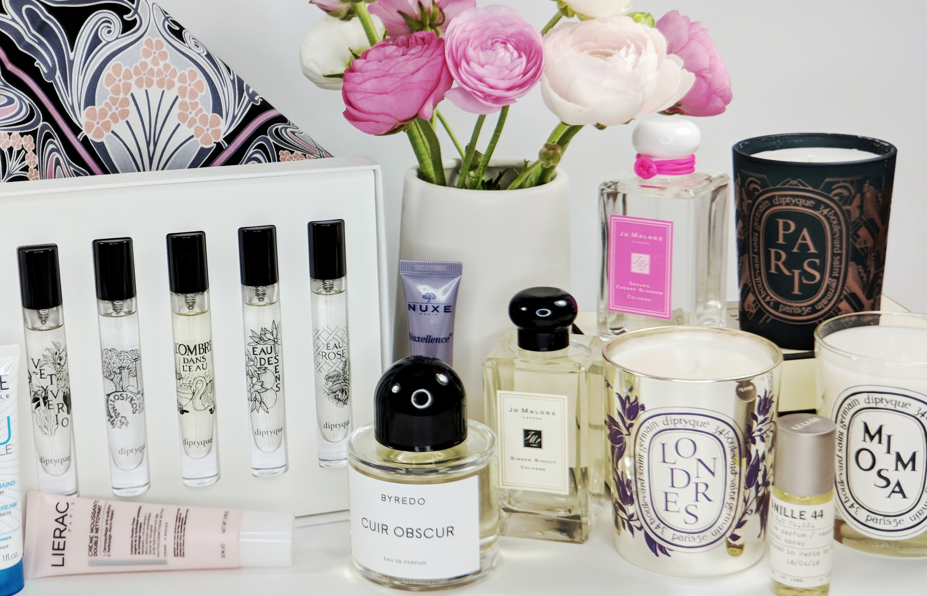 Epic Paris & London Fragrance Haul