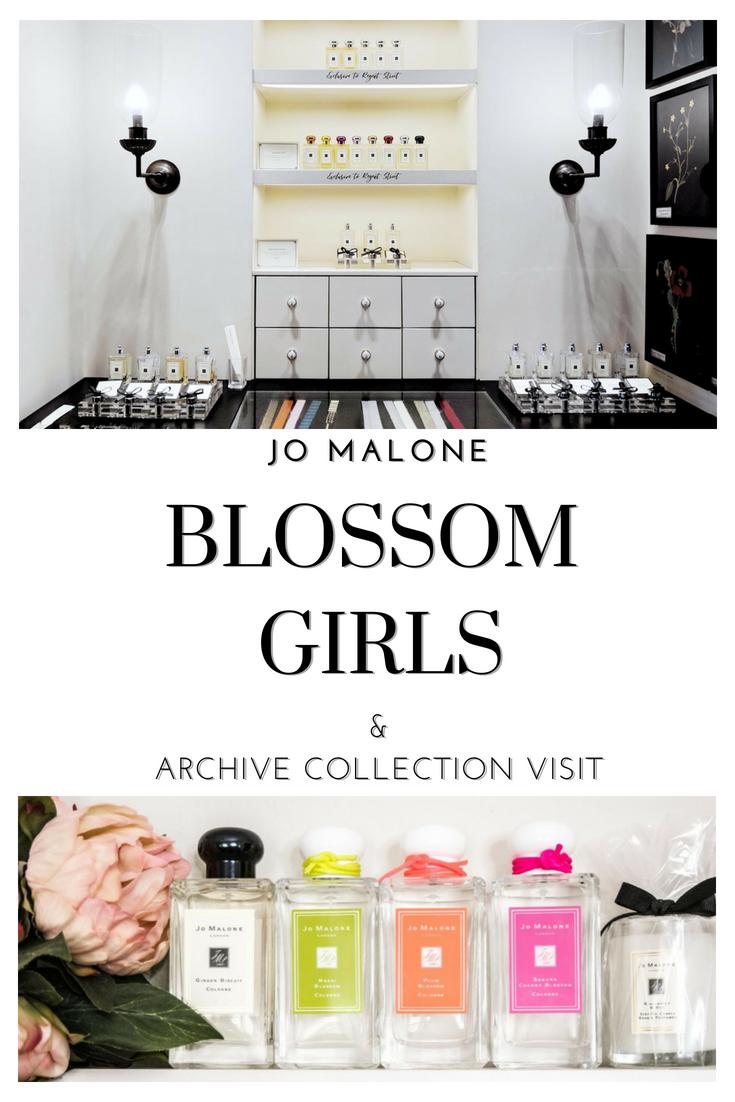 Jo Malone Blossom Girls