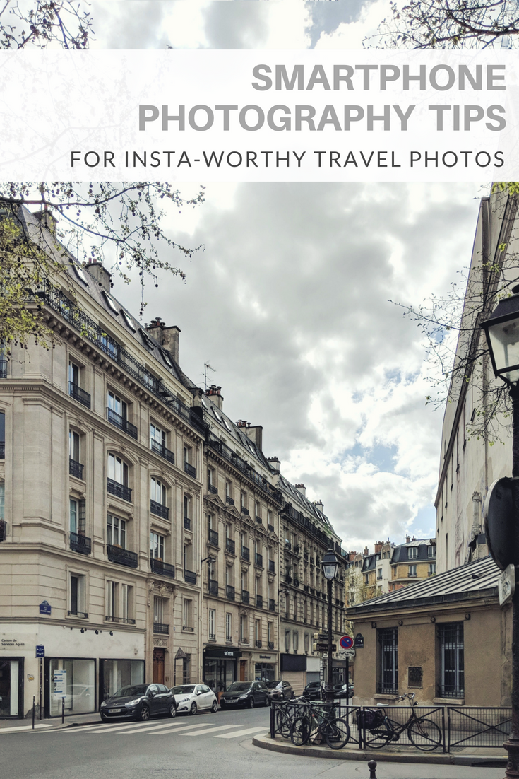 Tips & Tricks for Smartphone Travel Photos