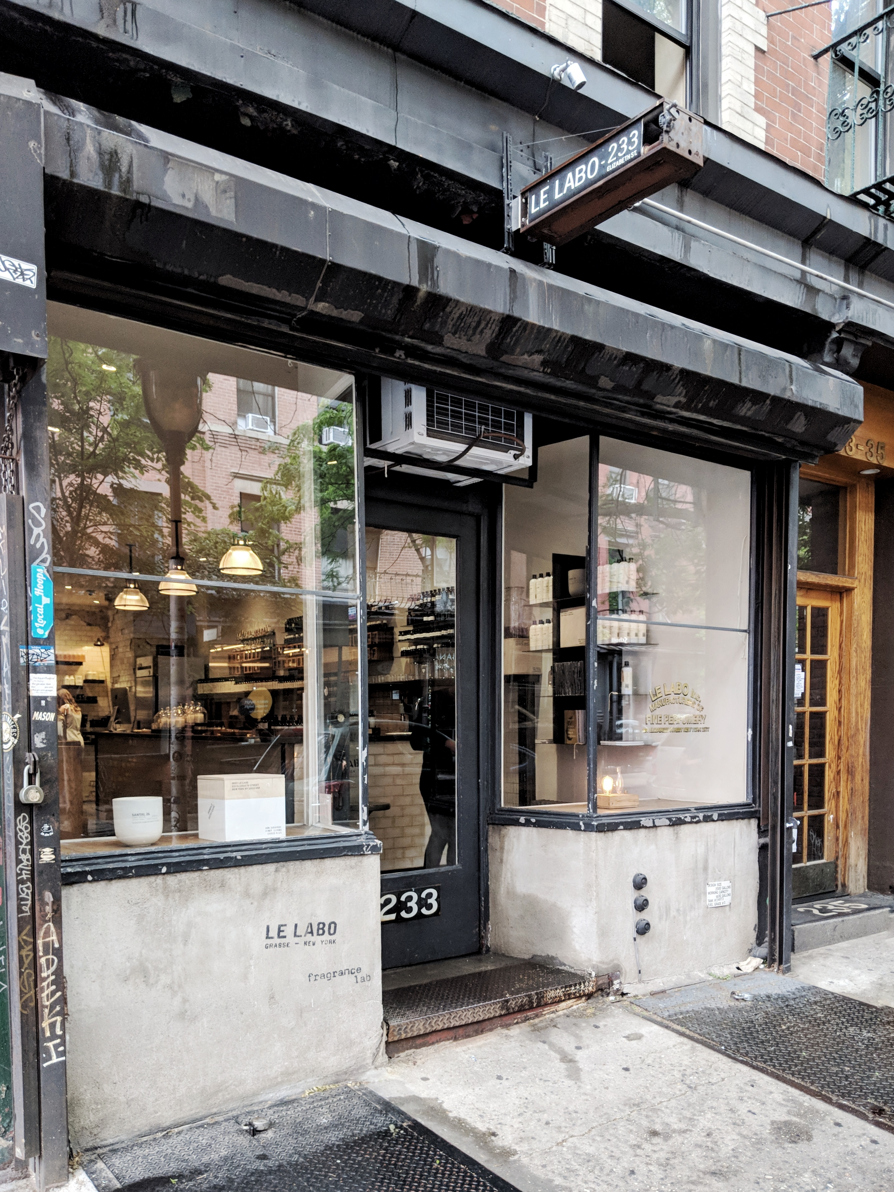 NYC Beauty Shopping Guide - Le Labo