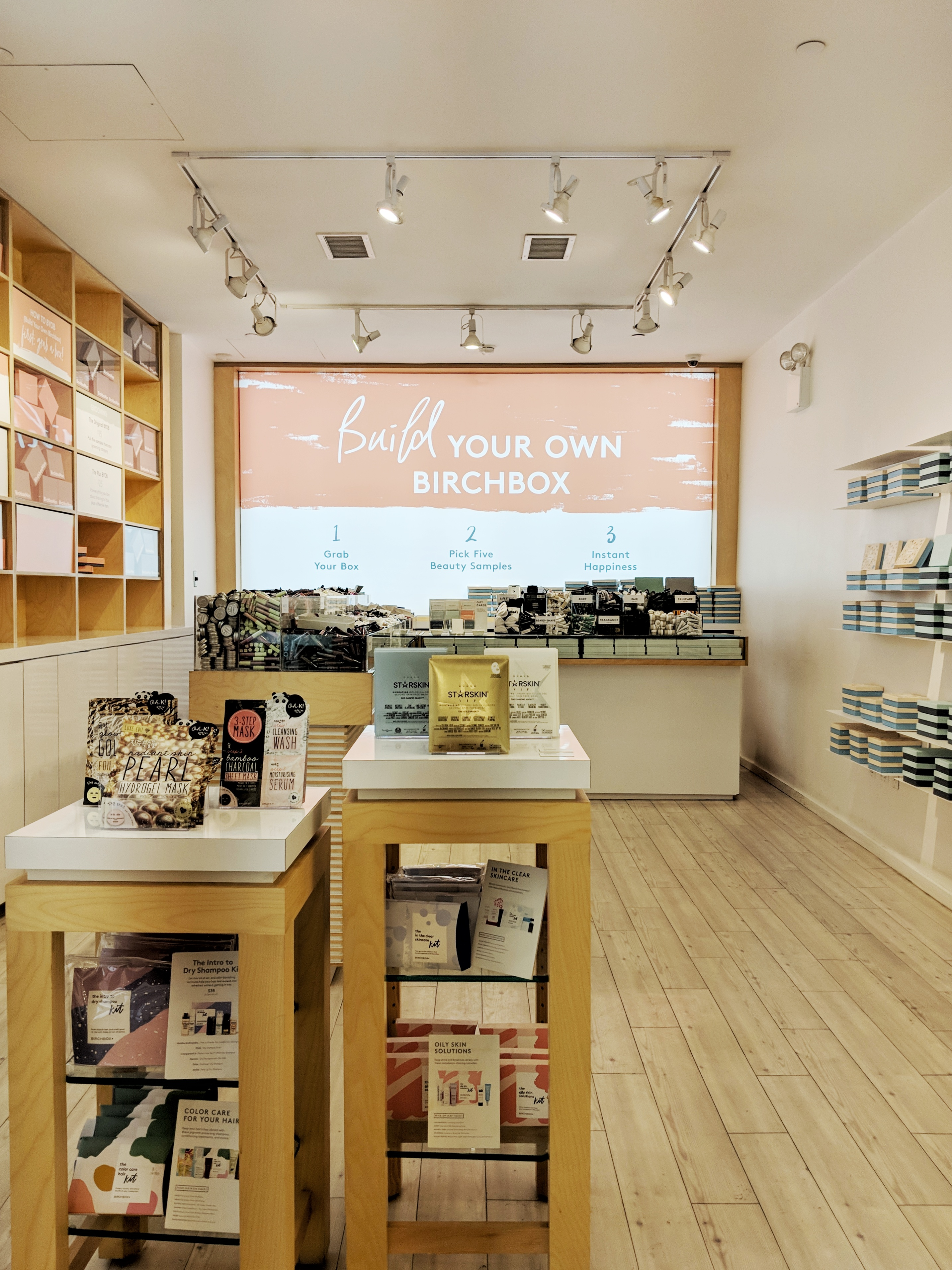 NYC Beauty Shopping Guide - Birchbox
