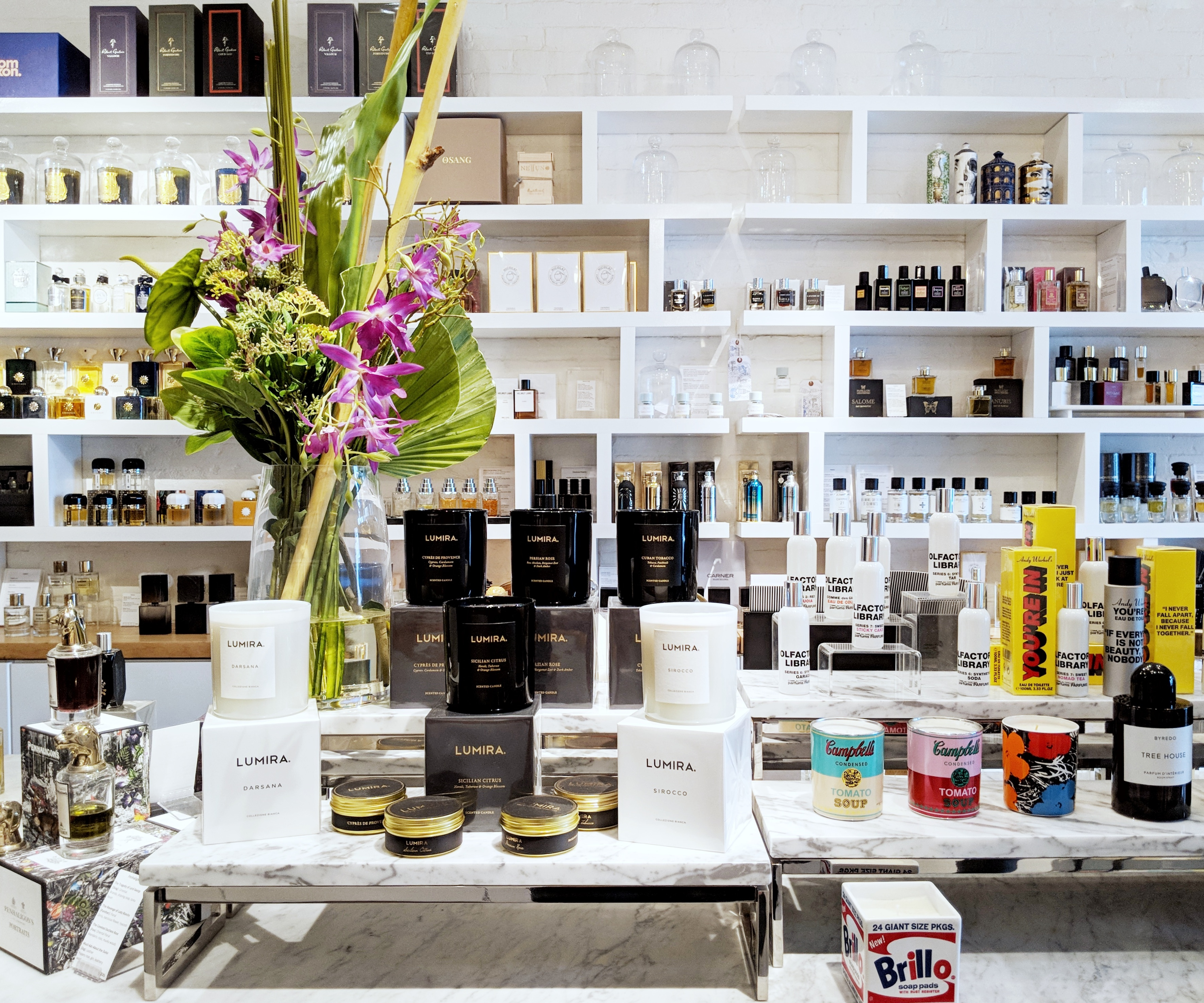 NYC Beauty Shopping Guide - Twisted Lily