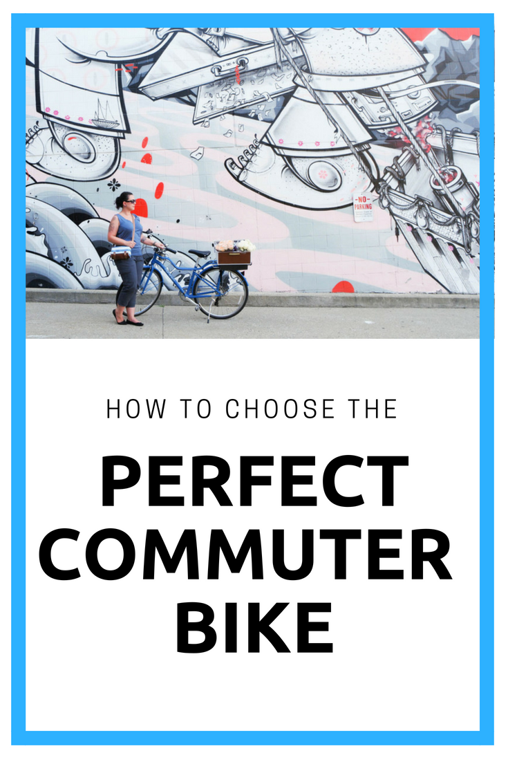 How to choose the perfect commuter bike