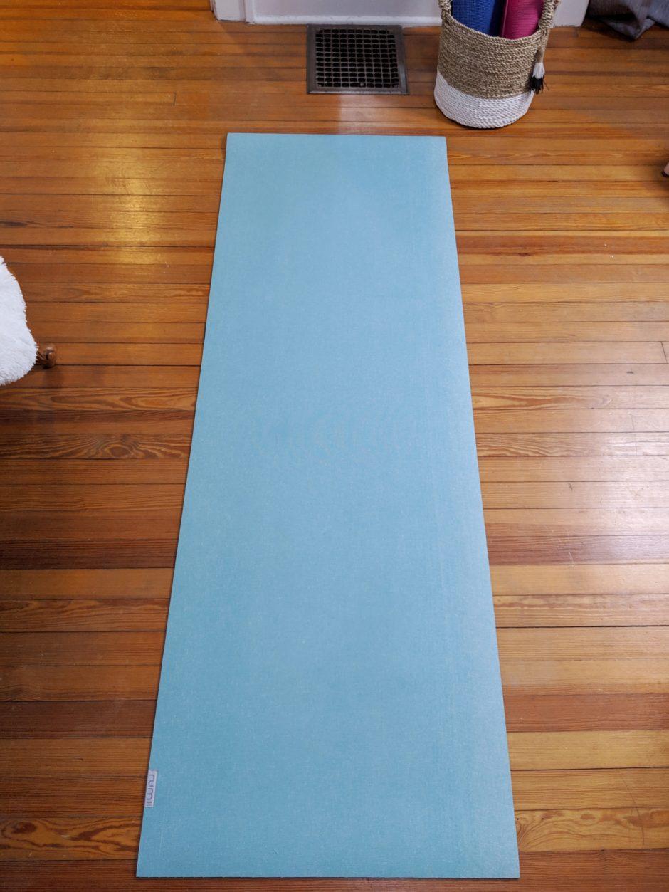 Rumi Sun yoga mat review
